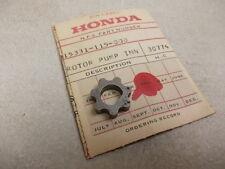 Honda NOS XR75, XL75, CRF80, XL80, Oil Pump Rotor, # 15331-115-000,   S-171/4