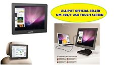 "Lilliput 9.7"" UM-900/T 1024x768  IPS screen HDMI ,VGA USB Touchscreen Monitor"