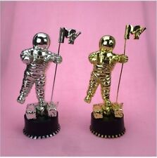 MTV Moonman music choice Award trophy replica silver USA SELLER Pre black friday