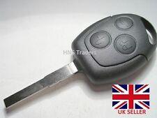 A NEU 3 Tasten Schlüsselrohling Schlüsselanhänger für Ford Focus/Mondeo/Galaxy