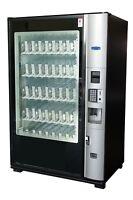 Dixie Narco Bev Max 3 Glass Front Beverage Vending Machine