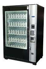 Dixie Narco Bev Max 3 Glass Front Beverage Vending Machine