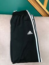 New listing Boys adidas long pants black size L 14-16 Euc