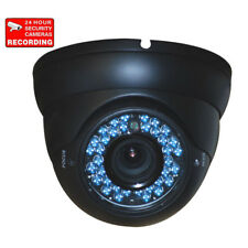 """1/3"""" CCD 4-9mm 36 IR LEDs Infrared Outdoor Night Vision Security Camera CCTV 1K2"""