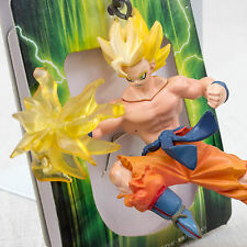 Dragon Ball Z S.S. Son Gokou Super Effect Figure Key Chain JAPAN ANIME MANGA