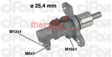 Hauptbremszylinder METZGER 202-368 für AUDI VW