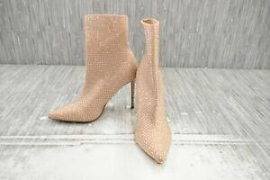 **Steve Madden Vela-R Ankle Boots - Women's Size 8.5M, Blush