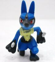 "FAKE/FALSO-POKEMON MONSTER - ""LUCARIO"" n° 448 - cm. 5,3 x 3,7 x 4,8"