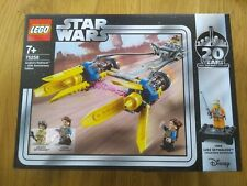 LEGO Star Wars: Anakin's Podracer - 20th Anniversary Edition (75258)