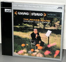 XRCD JVCXR-0215-2: The REINER Sound, Ravel, Rachmaninov, REINER - 2001 JAPAN SS