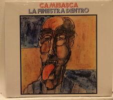 Camisasca-La Finestra Dentro Italian prog psych cd
