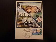 FRANCE PREMIER JOUR FDC YVERT 1992   REGION HAUTE NORMANDIE   1,40F  ROUEN  1978