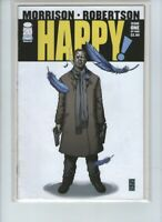 Image Happy 1 Comic Rare High Grade NM 9.0 1st Print Hot Netflix Morrison TV