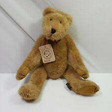 Boyds Bears Bubba Collection Plush Bear Large Brown Jointed Bubba Collectible
