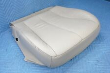 Toyota Camry Front Driver Seat Lower Cushion 2007-2011 Beige: LA40 OEM