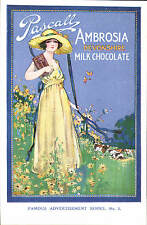 Advertising. Pascall Ambrosia Devonshire Milk Chocolate # 3.