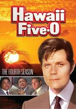 HAWAII FIVE O (Original Series) - COMPLETE SEASON 4 - DVD - Region 1 - Sealed