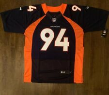 Demarcus Ware Denver Broncos Mens On Field Jersey Size 52 Free Ship (H)