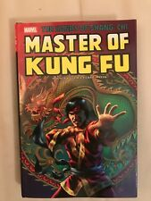 Shang chi omnibus vol 2 Marvel omnibus, New, not shrink-wrapped Shang-Chi