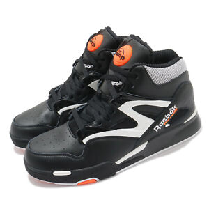 Reebok Pump Omni Zone II 2 Dee Brown Black White Orange Men Basketball G57539