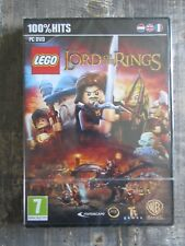 Lego Le Seigneur des Anneaux/The Lord of the Rings (PC) (Neuf)