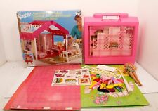 Magic Villa Doll Barbie in Box Vtg 1992 1545 Magic House Doll & Accessories