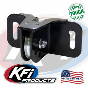 Fairlead Plow Pulley for Synthetic Winches - KFI # 106270 - Strap Included