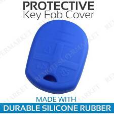 Remote Cover Case Shell for 2009 2010 2011 2012 2013 2014 2015 Ford Flex Blue