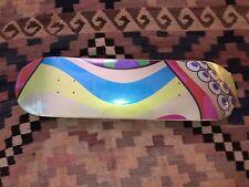 Takashi Murakami X Complexcon Skate Deck Still In Wrapper