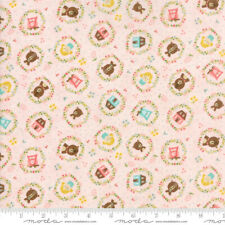 Cotton Moda Quilt Fabric Home Sweet Home Pink 20573/12