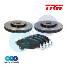 KIT FRENI ANTERIORE TRW VW Tiguan AD1 (Bj. 2016-2019) TDI