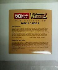 Warriors:Disk 2:Action DVD movies(Greek & Roman action!)4 movies