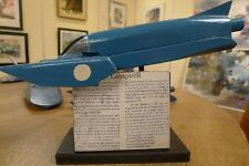 Bluebird Donald Campbel Malcolm Campbell hand built models water speed record