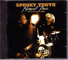 SPOOKY TOOTH nomad poets live in germany 2004 CD NEU OVP/Sealed
