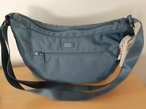 Hedgren Handtasche blau mit RFID Fach