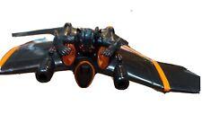 Disney Spin Master 2010 Tron Legacy Light Jet Lights Works Missiles fire