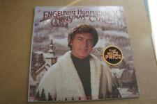 """ENGELBERT HUMPERDINCK CHRISTMAS TYME"" 12"" VINYL LP 33 RPM EPIC RECORDS PE-35031"