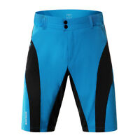 New Blue-Black Cycling Shorts Outdoor Sports MTB Mountain Shorts Waterproof
