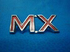 1968 1969 1970 1971 1972 Mercury Montego MX Fender Emblem NOS C8GB-16720C