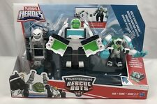 Playskool Heroes Transformers Rescue Bots Arctic Rescue Boulder New