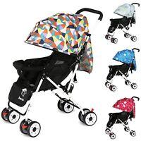 Foldable  Baby Stroller Pram Light weight Buggy Travel System Pushchair.