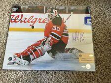 Martin Brodeur Signed 16x20 Steiner COA NJ New Jersey Devils Autographed b