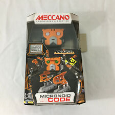 Meccano Engineering & Robots Micronoid Magna Building Toy