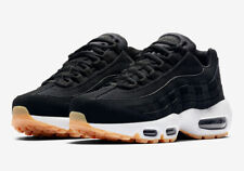 NIKE AIR MAX 95 TRAINERS UK 3.5 EU 36.5  WOMENS  307960-017  BLACK 90 97 KIDS