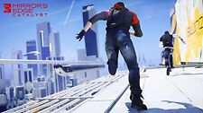 Play Station 4, Mirror's Edge Catalyst Sony PS4 2016 new brand factory sealed