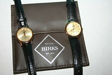 Watch for Women Henry Birks & Sons 25 years service Canada Post Lot of 2