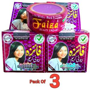 3x Faiiza Beauty Cream (By Poonia Brothers) 100%Original SMS Verification