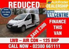 Dispatch Citroen LWB Commercial Vans & Pickups