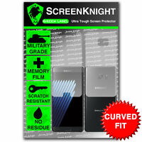 ScreenKnight Samsung Galaxy Note 7 / VII FULL BODY SCREEN PROTECTOR - CURVED FIT