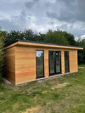 More details for solid log cabin